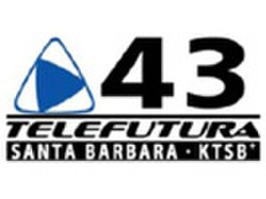 KTSB-CA - KTSB's logo while on channel 43 and affiliated with Telefutura