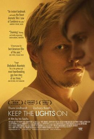 Picture of a movie: Keep The Lights On