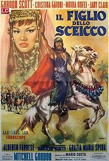 1962 film by Mario Costa