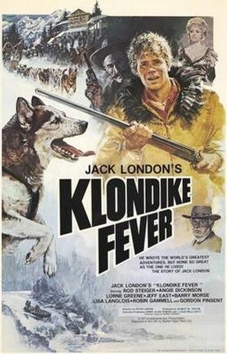 Klondike Fever - Image: Klondike fever movie poster 1980