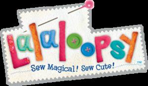 Lalaloopsy - Image: Lalaloopsy logo