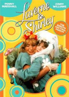 <i>Laverne & Shirley</i> (season 8)
