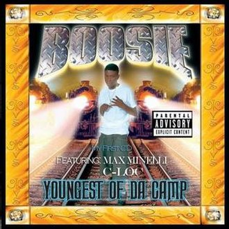 Youngest of da Camp - Image: Lil Boosie Youngest of Da Camp