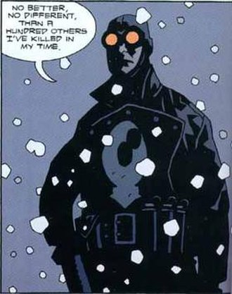 Lobster Johnson - The Lobster