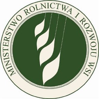 Ministry of Agriculture and Rural Development (Poland) - Image: Logo ministerstwa rolnictwa i rozwoju wsi