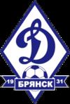 Logo of FC Dynamo Bryansk.png