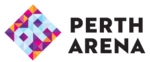 Logo of Perth Arena.png