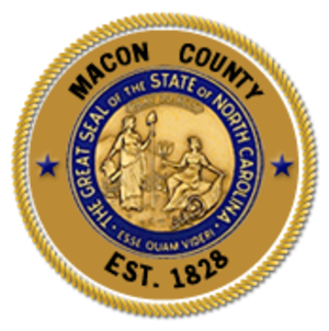 Macon County, North Carolina - Image: Macon County, North Carolina Seal