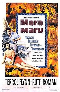 <i>Mara Maru</i> 1952 noir-influenced film by Gordon Douglas