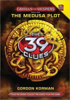 <i>The Medusa Plot</i> book by Gordon Korman