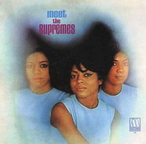 Meet The Supremes - Image: Meet the supremes 1965