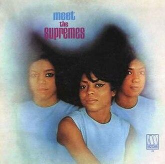 Meet The Supremes - Image: Meet the supremes 1965