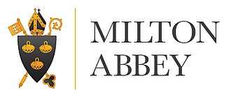 Milton Abbey School - Image: Milton Abbey School (emblem)
