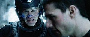 Minority Report (film) - Image: Minority Report bleached