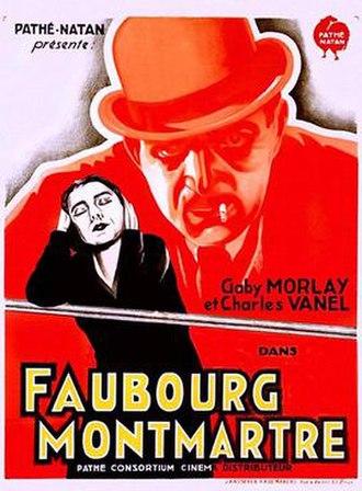 Montmartre (1931 film) - Image: Montmartre (1931 film)