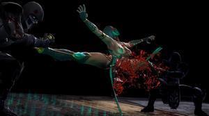 Controversies surrounding Mortal Kombat - Image: Mortal Kombat violence 2011