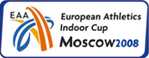 2008 European Athletics Indoor Cup - Official logo.
