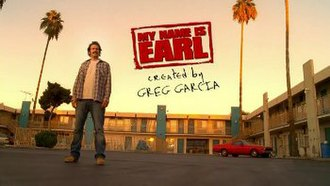 My Name Is Earl - Image: My Name Is Earl title screen