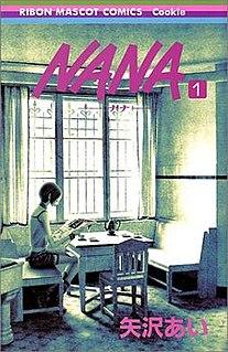 <i>Nana</i> (manga) Japanese manga series