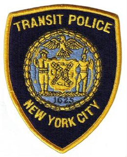 New York City Transit Police former law enforcement agency in New York City