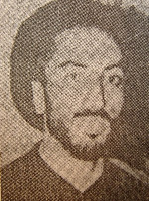Assassination and terrorism in Iran - Navab Safavi of Fadayan-e Islam.