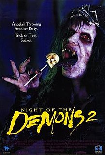 <i>Night of the Demons 2</i> 1994 film by Brian Trenchard-Smith