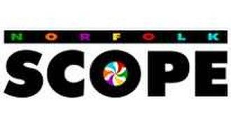 Norfolk Scope - Image: Norfolk Scope logo color