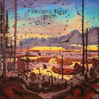 Away (Okkervil River album) - Image: Okkervil River Away cover