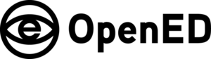 OpenEd Logo in Black.png