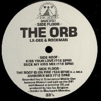 Kiss (The Orb EP) - Image: Orb Kiss