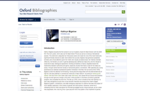 how to type up a bibliography