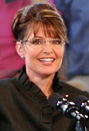 Sarah Palin in Carson City, Sep 13 2008