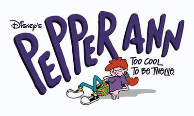 Picture of a TV show: Pepper Ann