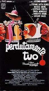 <i>Perdutamente tuo... mi firmo Macaluso Carmelo fu Giuseppe</i> 1976 film by Vittorio Sindoni