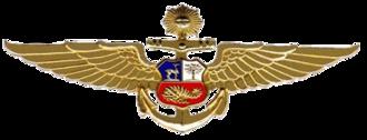 Peruvian Naval Aviation - AVINAV Coat of Arms