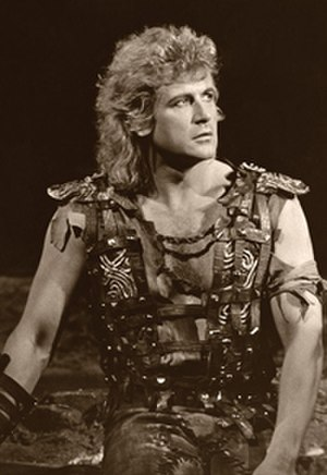 Peter Hofmann - Hofmann as Siegmund in Die Walküre at the Metropolitan Opera in 1986