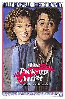 <i>The Pick-up Artist</i> (film) 1987 film by James Toback