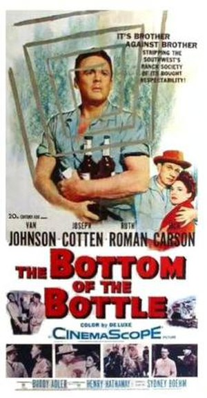 The Bottom of the Bottle - Image: Poster of the movie The Bottom of the Bottle