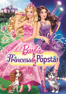 barbie in the princess and popstar