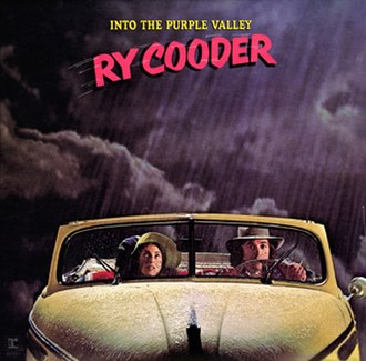 Into the Purple Valley - Image: Purple Valley Cooder