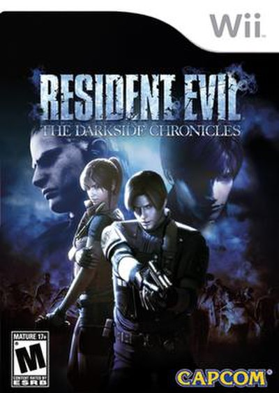 Picture of a game: Resident Evil: The Darkside Chronicles