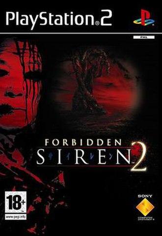 Forbidden Siren 2 - Image: R cover