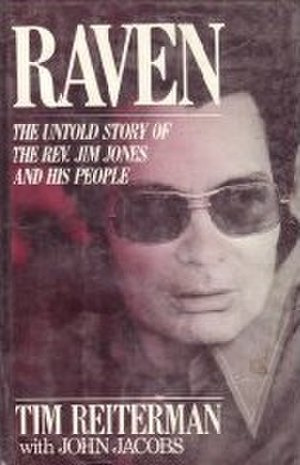 Raven (book) - Front cover