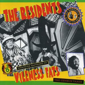 Whatever Happened to Vileness Fats? - Image: Resdients vflats cover