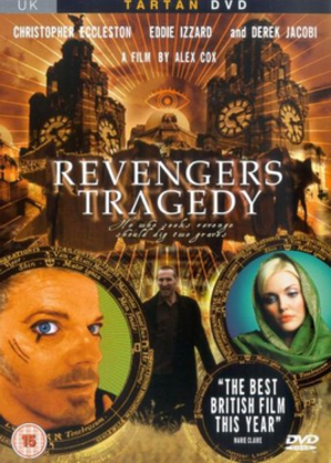 Revengers Tragedy - Christopher Eccleston as Vindice
