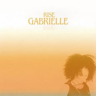 Rise (Gabrielle song) - Image: Rise Single