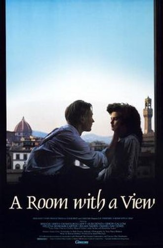 A Room with a View (1985 film) - Theatrical release poster