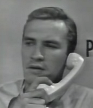 Phil Brewer - Roy Thinnes in Episode 1 (1963)