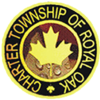 Official seal of Royal Oak Charter Township, Michigan