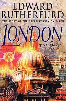 <i>London</i> (novel) novel by Edward Rutherfurd